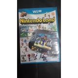 Nintendoland Wii U Sin Abrir