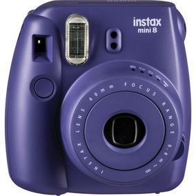 Cámara Fujifilm Instax Mini 8 Uva
