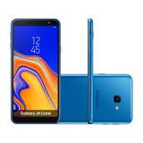 Smartphone Samsung Galaxy J4 Core 16gb Azul Câm. 8mp