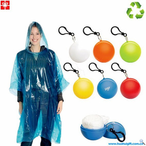 Impermeable Poncho Mujer