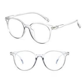 Armação De Óculos Nysell Acetato Demi Oval - Óculos Branco no ... 0d237d6eee