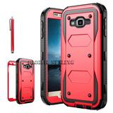 Samsung Galaxy Express Prime - Red - Resistente Resiste-8981
