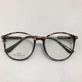 Armacao Feminina - Óculos Terracota no Mercado Livre Brasil d178bfe7b4