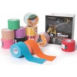 Bandagem Elástica Adesiva Funcional Tmax Anvisa