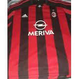 Camisa Milan Kaka 2003