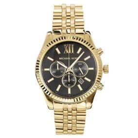 Michael Kors Mk8286 Reloj Caballero, Analogo, Por Kronocity