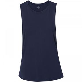 Camiseta Regata Oxer New Clas - Feminina - Cor Azul Escuro 8785359cad6