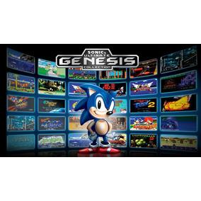 Video Game Mega Game Drive 167 Jogos Classicos Mega