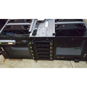 Servidor Dell 6950 4 Procassador 3.0 Dual Core 32 Gb 365gb