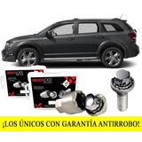 Birlos De Seguridad Galaxylock Dodge Journey Sport