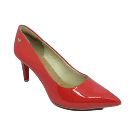 1d19af8b2 Scarpin Tamanho 37, Salto 6cm, Não É Farm - Sapatos no Mercado Livre ...