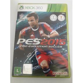 Pes 15 Xbox 360 Original(usado)leia O Anúncio!