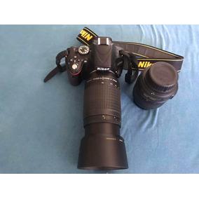Nikon D-5100 - Lentes 70-300 E 18-55