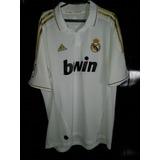 Camisa Real Madrid 2011 2012 Cristiano Ronaldo no Mercado Livre Brasil 12a9206ae5497