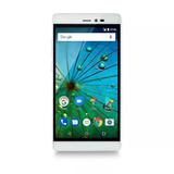 Smartphone Ms60f Plus 4g 5,5 2gb Ram Branco/dourado - P9058