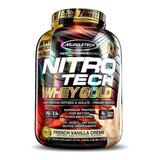 Nitro Tech Gold 2,5kg - Whey Isolado Hidrolisado Muscletech