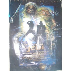 Poster Gigante Star Wars O Retorno De Judi 1x15 Por 1x60 M