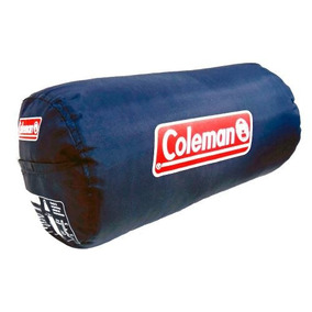 Sleeping Bag 215 Cm Y 72 Cm Con Gorro Breeze Coleman Envio