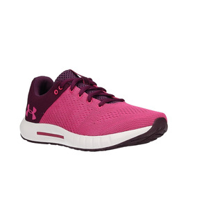 Tenis Under Armour Micro G Pursuit Rosa Para Mujer