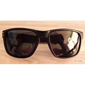 eebb6c5b349fe Óculos De Sol Waimea(preto) Armação Tipo Borracha Prot.uv400 ...