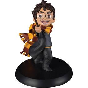 Boneco Colecionável Harry Potter First Spell Q-fig