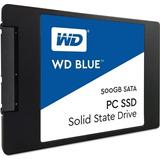 Ssd 500gb Western Digital Blue 2.5
