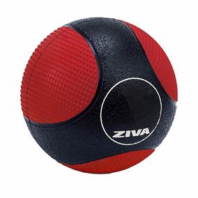 Medicine Ball Textura 9 Kg Ziva Cmmb-1929 Cuotas Sin Interés