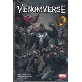 Cómic Marvel Deluxe Venomverse Nuevo Y Sellado Español