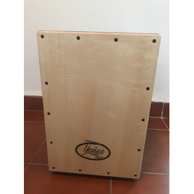 Cajón Yañez Flamenco Tapa De Maple