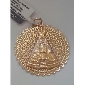 Pingente Nossa Senhora De Fátima Rommanel 140373 - Pingentes de ... de64eef635