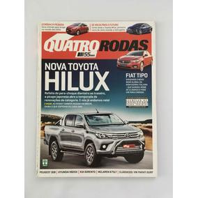 Revista Quatro Rodas - Novembro 2015 - Nº 676 Hilux Tipo