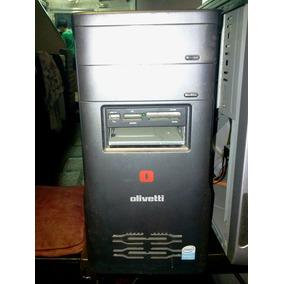 Pc Cpu Pentium 4 3 Ghz, Pcchip Son, Red, Hd 80 Gb 640 Mb Ram