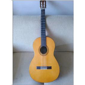 Guitarra Yamaha Cx40 Como Nueva + Forro Acolchado