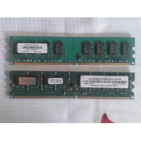 Oferta Memoria Ram Ddr2, 2gb, Producto Original