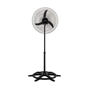 Ventilador De Coluna 60cm 200w Bivolt Preto 536 - Ventisol