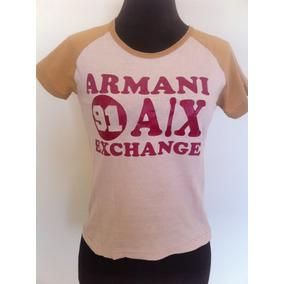 A/e Armani Exchange Dama S Rosa Claro, Seminueva