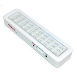 Lampara Emergencia Recargable Led Reflec Linterna 9630 /e