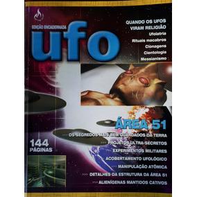 Revista Ufo - 4 Edições Originalmente Encadernadas
