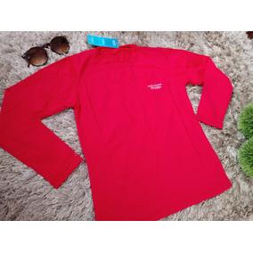 3ad94fc82e Camisa Infantil Manga Longa Térmica Proteção Uva Uvb 50