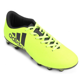 babf3cb50d607 Chuteira Adidas - Chuteiras Adidas de Campo para Adultos Amarelo no ...