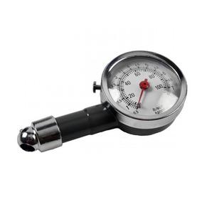 Calibrador E Medidor De Pressão Para Pneus Com Manômetro