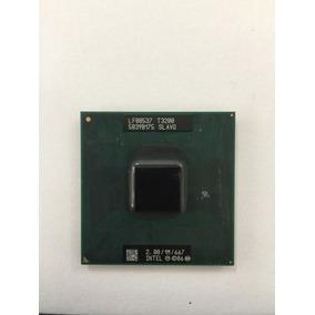 Processador Para Notebook Intel Pentium T3200
