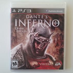 Dantes Inferno Divine Edition Ps3 Mídia Física Ótimo