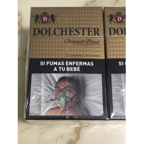 Cigarrillos Dolchester Pack Por 10 Original Blend