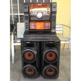 Equipo De Sonido Original Sony Lbtzx66i
