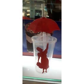Copo Guarda Chuva O Retorno De Mary Poppins Cinemark 500ml