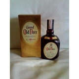 Old Parr Whisky 12 Años Botella