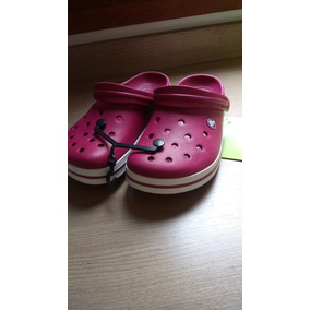 6f920c24c93 Crocs Kemo Vermelho - Sapatos no Mercado Livre Brasil