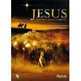 Dvd Jesus A História Do Nascimento - Original Lacrado Raro