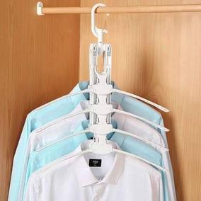Colgador Organizador Ropa Perchera Magic Clothes Hanger